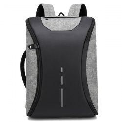 EZONED Backpack Printed Anti-theft Computer Bag -