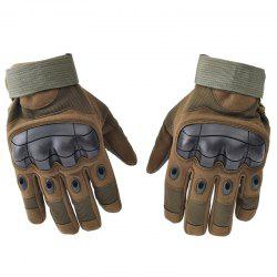 Men's Gloves Wear-resistant Microfiber Soft Shell Touch Screen -