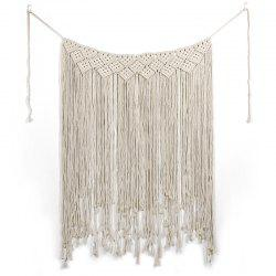 MS7089 Bohemian  Hand - woven L Curtain Tapestry Home Pendant Wedding Wall Decoration Wall Hanging Decoration -