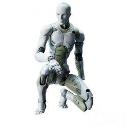 Synthetic Human Action Figure Brinquedos 1/6 Scale Collectible Model Toy 30cm Soldier -
