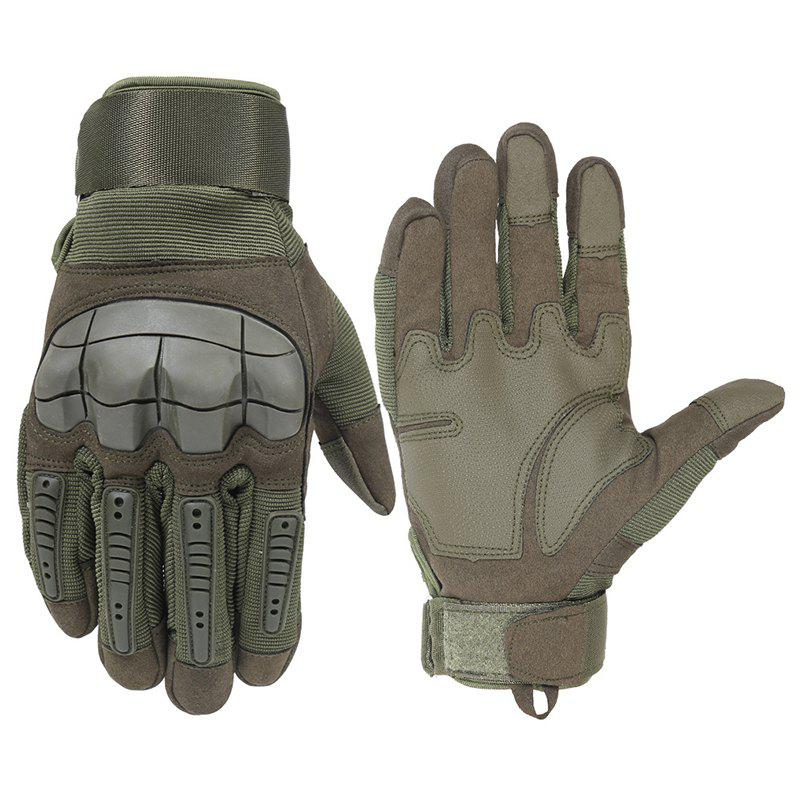 Store Men's Gloves Wear-resistant Microfiber Soft Shell Touch Screen