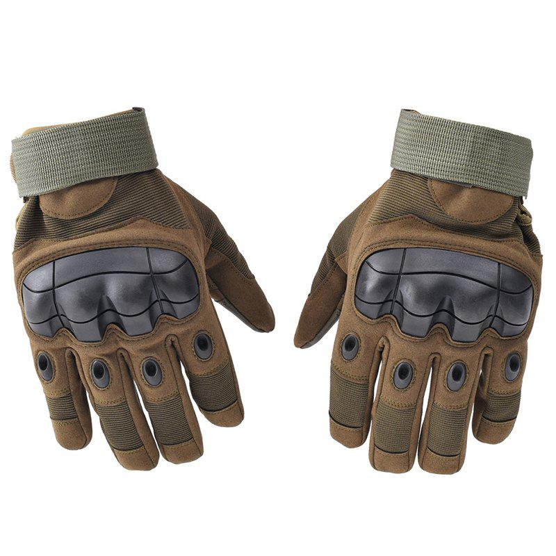 Cheap Men's Gloves Wear-resistant Microfiber Soft Shell Touch Screen