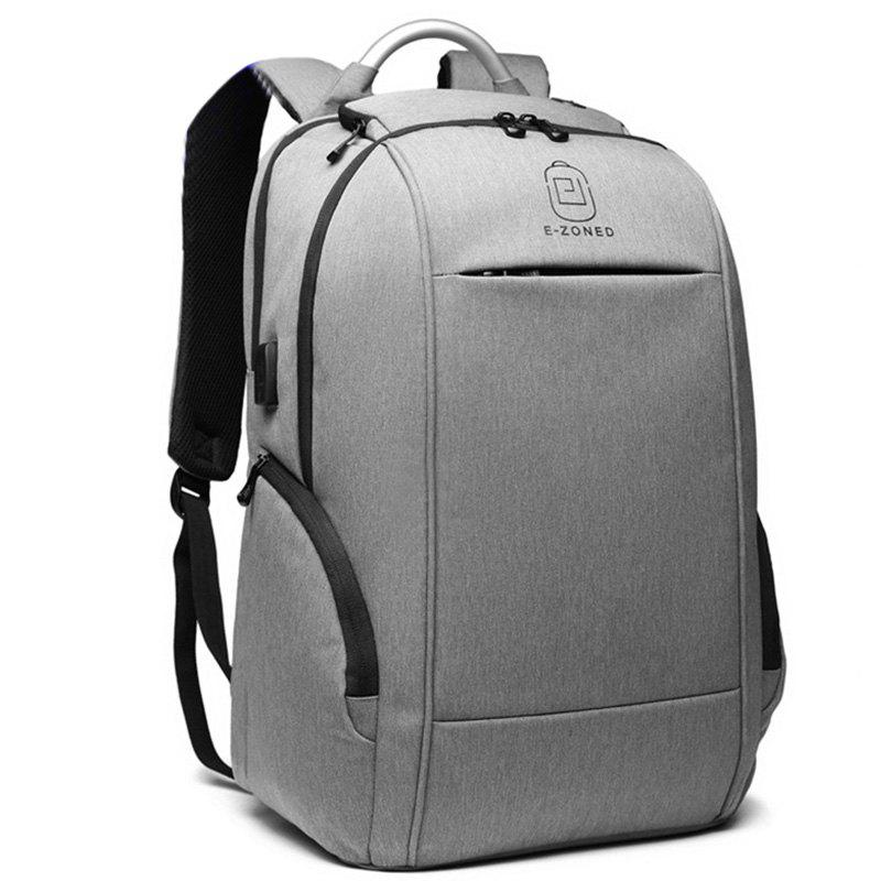 Affordable EZONED Charging Business Travel Backpack Casual