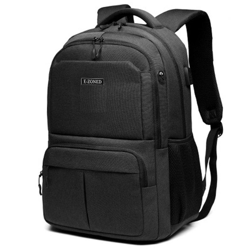 Buy E - ZONED Business Backpack Personality USB Charging