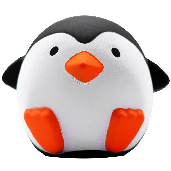 Fancy Slow Rising Squishy Penguin Stress Relief 10cm Soft Kawaii Animals Cute Collection Gift Decor Toy