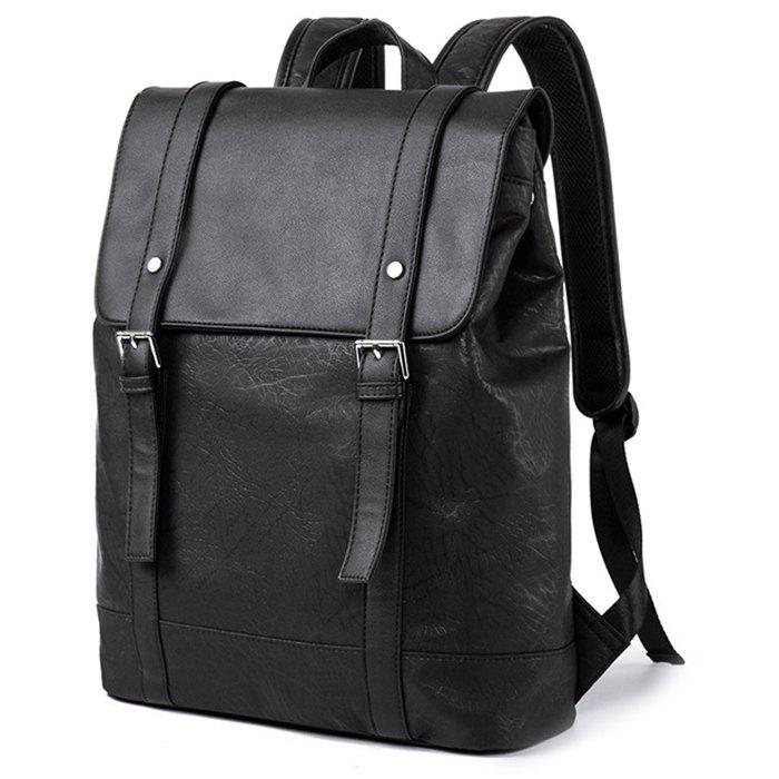 New Casual Sports Tide Package Business Travel Male Fashion Simple Youth Backpack