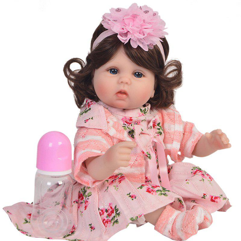 Shops Simulation Baby Rebirth Doll Toy Birthday Christmas Gift 18 inches