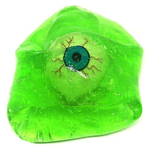 Latest Eyeball Slime Soft Squishy Putty Jelly Mud Toy