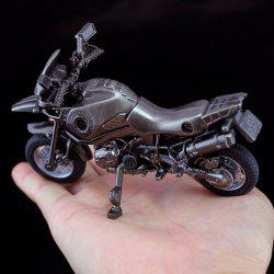 Game Motorcycle Alloy Model -