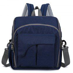 HUWAIJIANFENG Women Multifunctional Backpack Leisure Large Capacity -