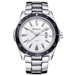 Men's Fashion Calendar Watch -