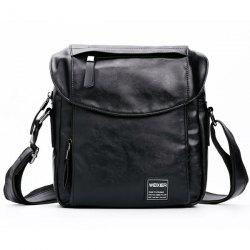Waterproof Retro Shoulder Bag for Men -
