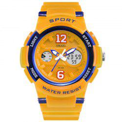 Colorful Cool Sports Hip Hop Multi-function Watch -