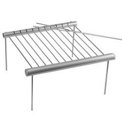 Stainless Steel Portable Collapsible Shrink Mini Barbecue -