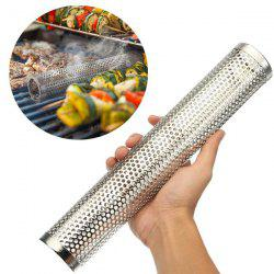 Stainless Steel BBQ Pipe -