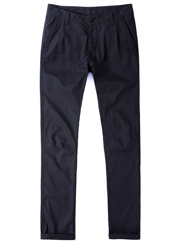 Fashion Men's Outdoor Slim Feet Casual Quick-drying Pants