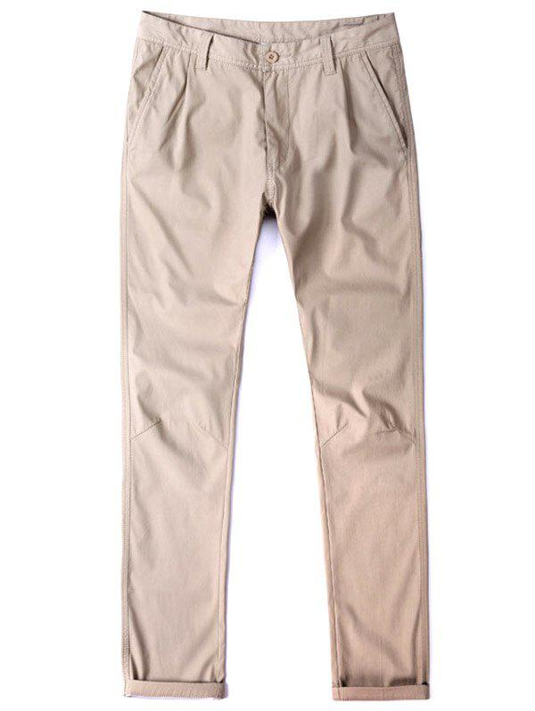 Affordable Men's Outdoor Slim Feet Casual Quick-drying Pants