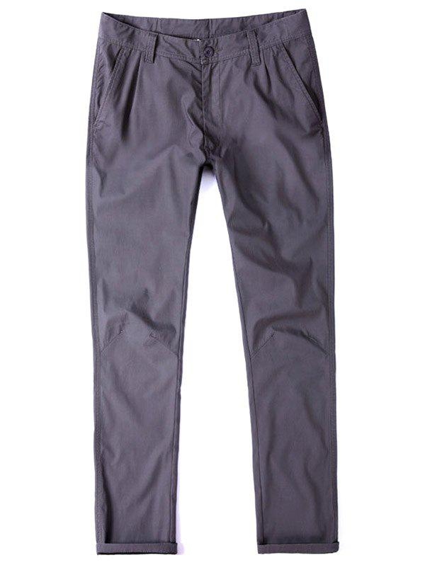 Store Men's Outdoor Slim Feet Casual Quick-drying Pants