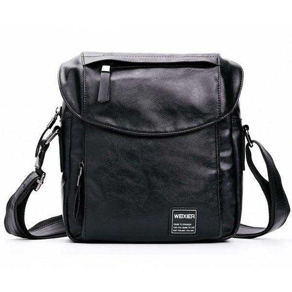 Store Waterproof Retro Shoulder Bag for Men