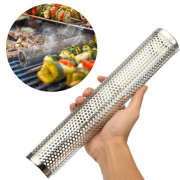 Fancy Stainless Steel BBQ Pipe