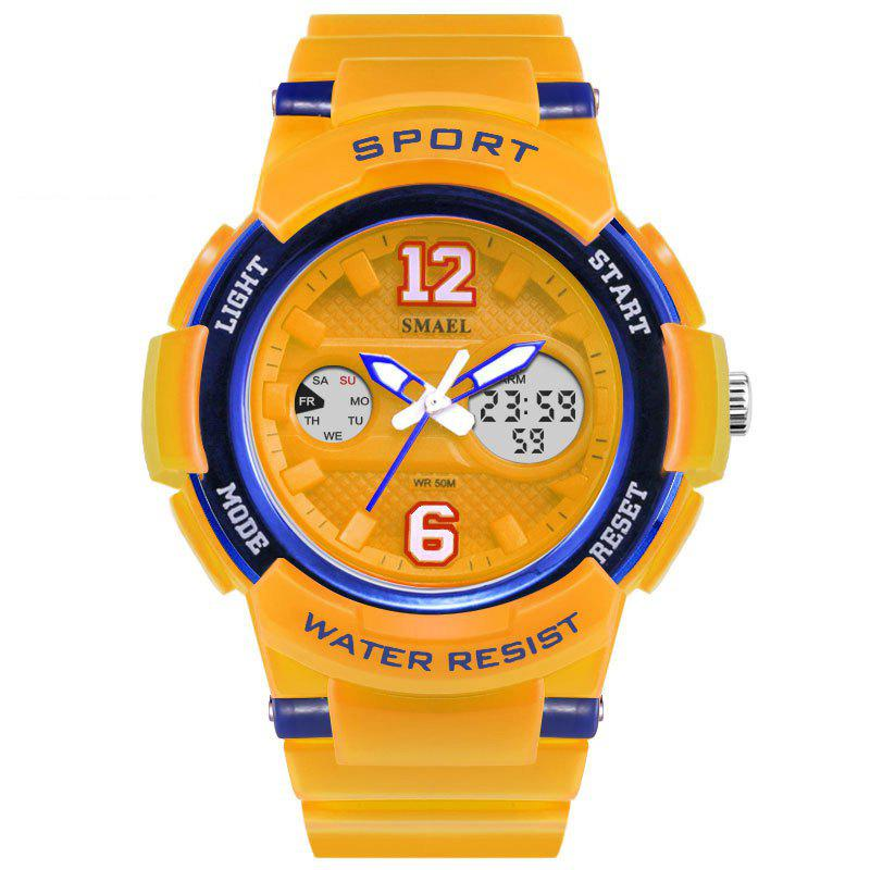 Outfit Colorful Cool Sports Hip Hop Multi-function Watch