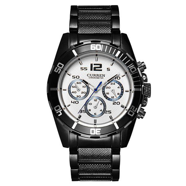 Outfit Quartz Movement Business Men's Watch