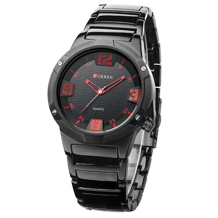 Affordable Men's Fashion Steel Strap Watch