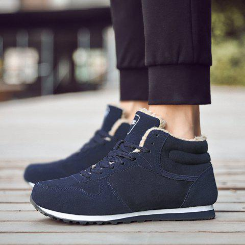 Stylish Warming Comfortable Casual Couples Shoes