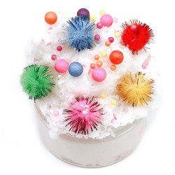 Brushed Mud Christmas Ball Decompression Toy -