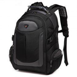 YESO Men Laptop Backpack Multifunctional Oxford Large Capacity -