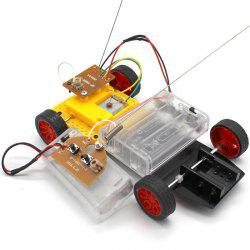 DIY Two-wheel Drive Steering Remote Control Kit -
