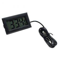 Waterproof Probe Electronic Counting Digital Thermometer for Fish Tank / Refrigerator -