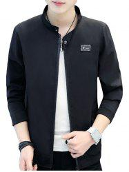 Handsome Male Slim Coat Jacket -