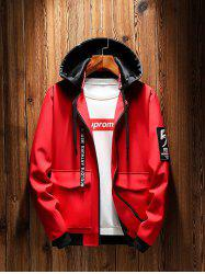 Casual Self-cultivation Youth Windproof Jacket -
