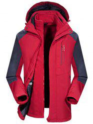Three-in-one Outdoor Jacket -