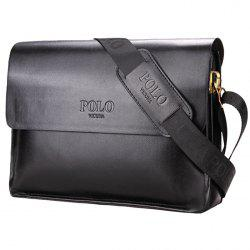 VICUNAPOLO Men Crossbody Bag Leisure Wearable Large Capacity -