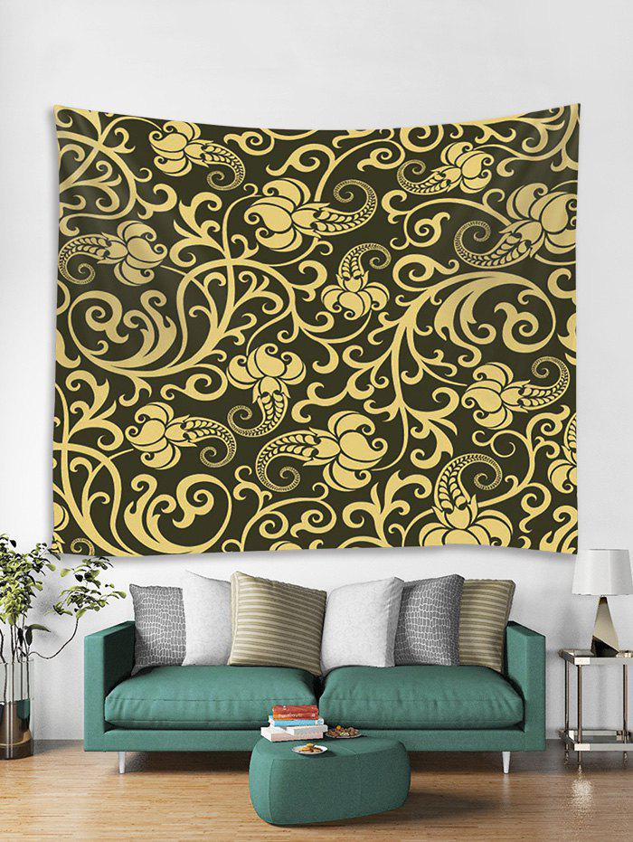 Outfit Ethnic Printed Tapestry Art Decoration