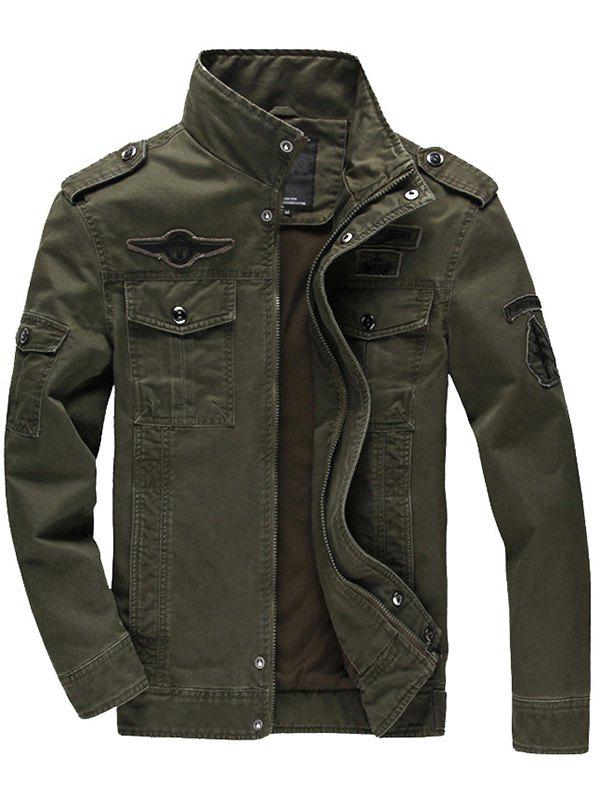 Affordable Men's Casual Flying Outdoor Sports Tooling Jacket