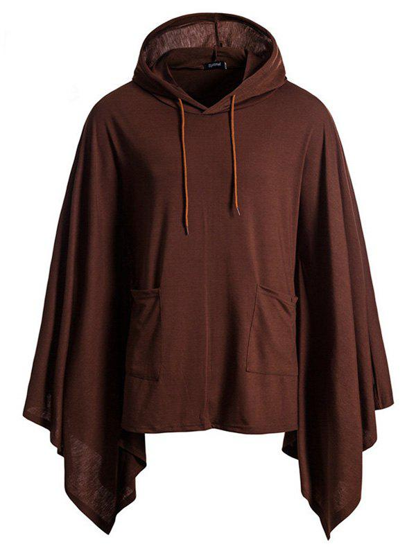 Outfit Festive Jacket Hooded Turtleneck Solid Color Hoodie