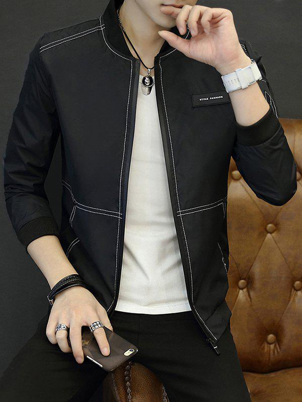 Sale Casual Wild Slim Thin Baseball Uniform Clothes Jacket