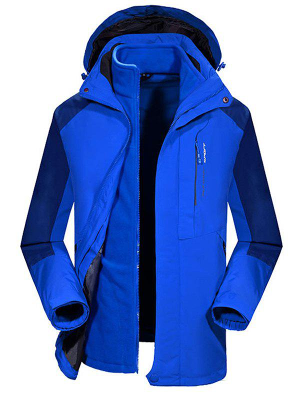 Outfits Three-in-one Outdoor Jacket