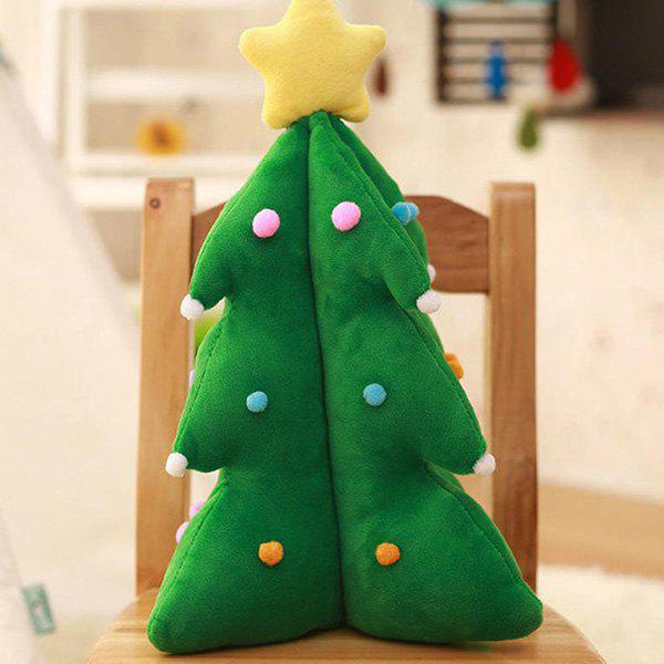 Outfit Music Glowing Christmas Tree Plush Toy