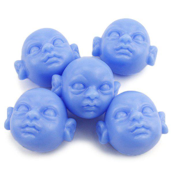 New Scary Baby Face VentIng Ball 5pcs