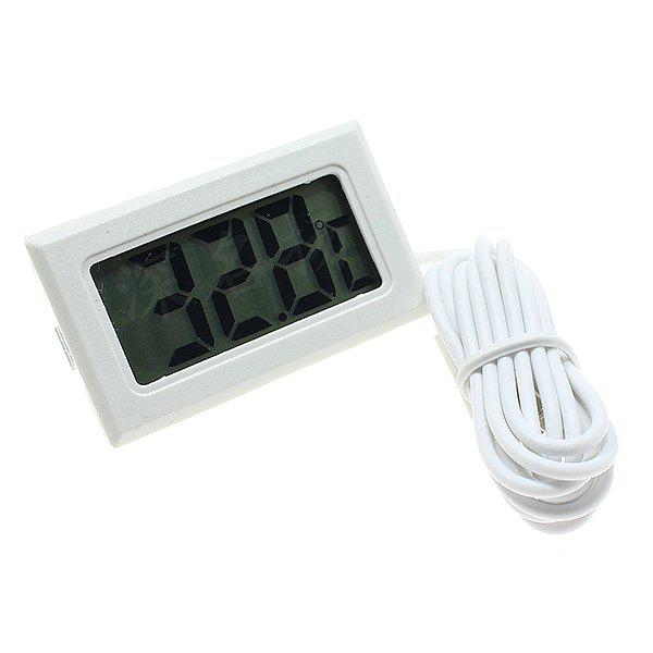 Online Waterproof Probe Electronic Counting Digital Thermometer for Fish Tank / Refrigerator
