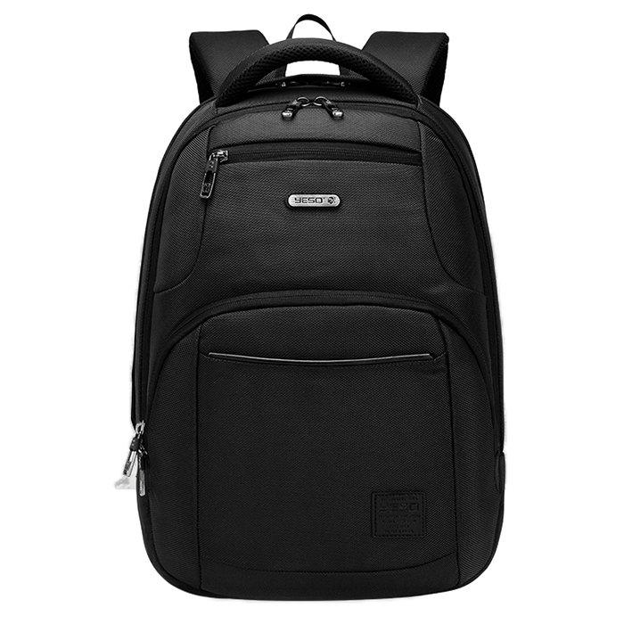 Fashion YESO Men Backpack Casual Multifunctional Oxford Large Capacity