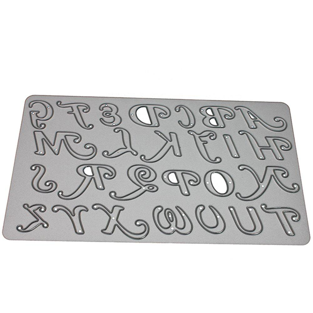 Outfits 3 - LBE3517 Letter Cutting Dies