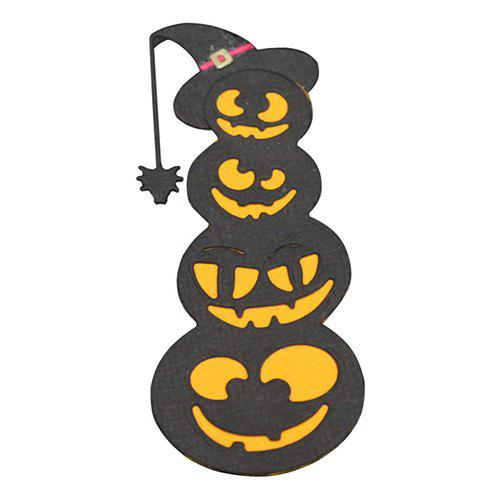 Outfit 9 - ZHGZ10160 Silver Carbon Steel Halloween Pumpkin Cutting Dies
