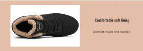 Stylish Warming Comfortable Casual Couples Shoes -