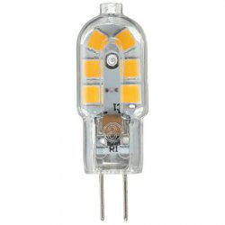 G4 Base 2W 12SMD LED Warm / Cool / Natural White Light Lamp Bulb DC12V -