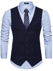Men's Casual Professional Suit Vest -